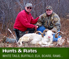 High Ridge Hunting Preserve Hunts and Rates